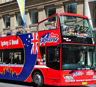Sydney and Bondi Hop-on Hop-off bus