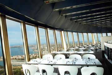 sydney tower restaurant buffet in sydney 151633