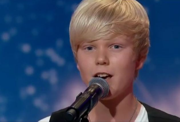 Australia's Got Talent 2011 Jack Vidgen