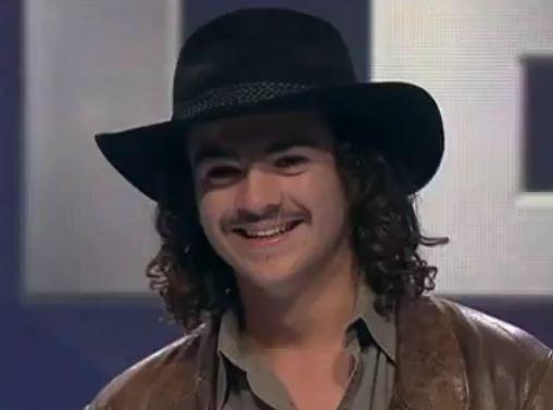 Cowby Chooka Pianist Australias Got Talent 2011