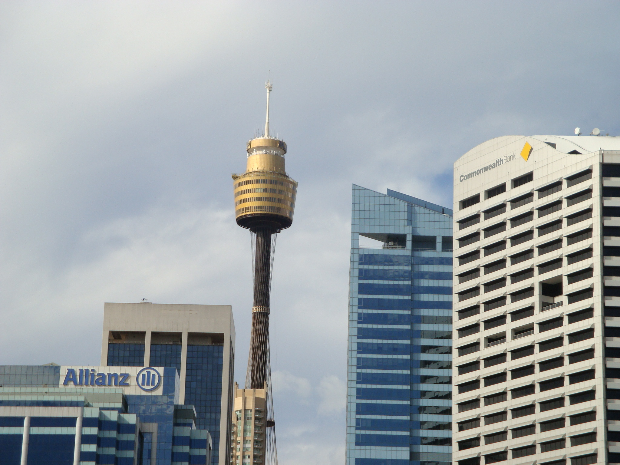 Sydney Tower Observation Deck Sydney