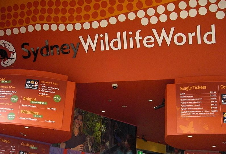 Wildlife World Sydney