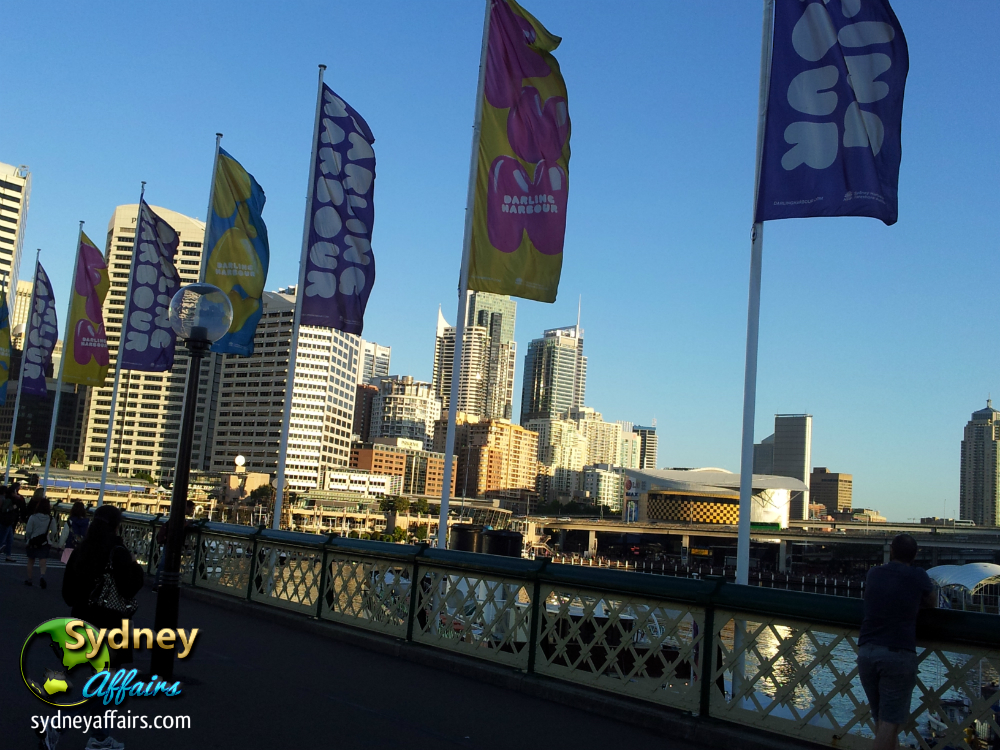 sydney darling harbour photo 2014
