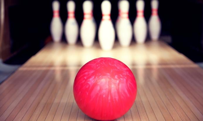 bowling tickets deal bowlarama