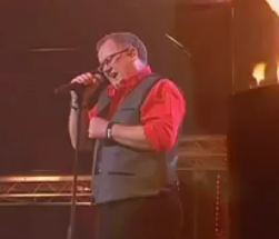 ANDREW WISHART The Flame live X Factor Australia 2011