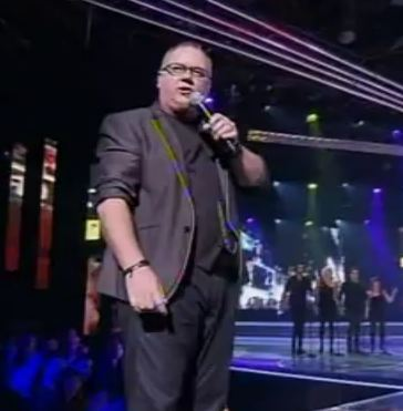 ANDREW WISHART live X Factor Australia 2011