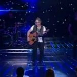 Andrew Wishart sings Dakota The X Factor Australia