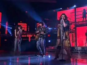 Audio Vixen Good Times  Live Show 3 X Factor Australia 2011