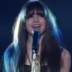 Christina Parie X factor Australia 2011
