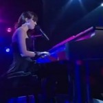 Christina Parie Zombie on piano X Factor Australia 2011 Live Show 4