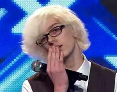 Declan Sykes X Factor Australia