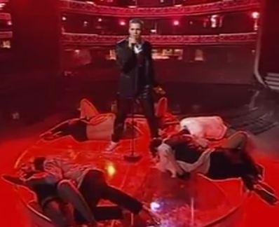 Johnny Ruffo sings Justin Timberlake  What Goes Around Number 1s Week