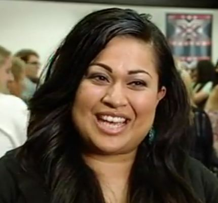 Marina Davis X Factor Australia 2011