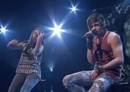 Reece Mastin She Will Be Loved  Maroon 5 on The X Factor Australia Live Shows 5