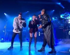 Three Wishez  Numb X Factor Australia 2011 Live Shows