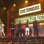 Top 8 Perform with Jason Derulo X Factor Australia 2011 Live Decider