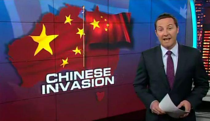 chinese invasion australia for sale