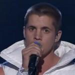 Johnny Ruffo Performed So Sick by Ne-Yo X Factor Australia 2011