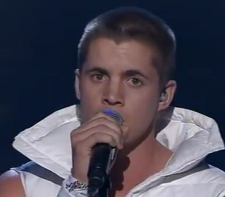 Johnny Ruffo Performed So Sick by Ne-Yo X Factor Australia 2011