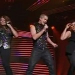 Johnny Ruffo duet with Salt n Pepa X Factor Australia 2011 Grand Final