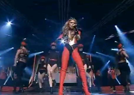Top 6 with DJ Havana Brown  X Factor Australia 2011