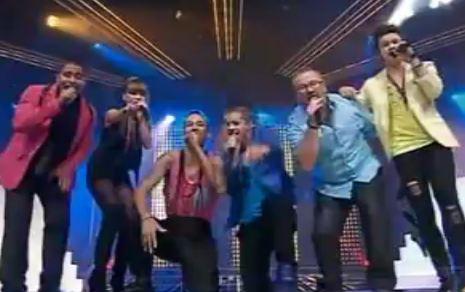 top 4 results X Factor Australia 2011