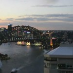 Sydney Harbour Bridge Time Lapse
