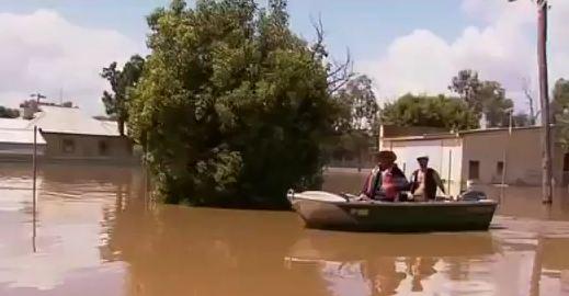 NSW Floods Wagga wagga