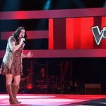 Karise Eden The Voice Australia