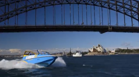 Sydney Harbour Jet Boat Adventures photo