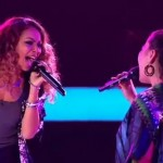 The Voice Australia Prinnie Stevens vs Mahalia Barnes