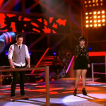 The Voice Australia Mitchell vs Fatai