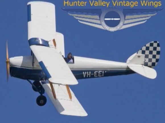 hunter valley vintage Wings