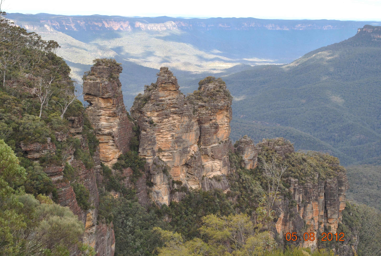 Three Sisters Katoomba, Blue Mountains, Sydney