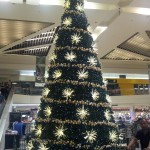 Giant Christmas Tree Bankstown Centro