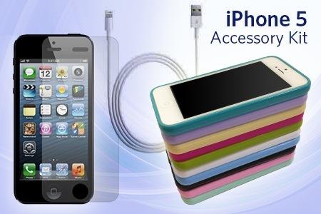 iPhone 5 Accessories Bundle