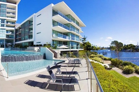 Broadbeach QLD  4.5 Star Resort