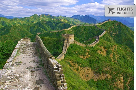 China 10-Day Package plus Flights