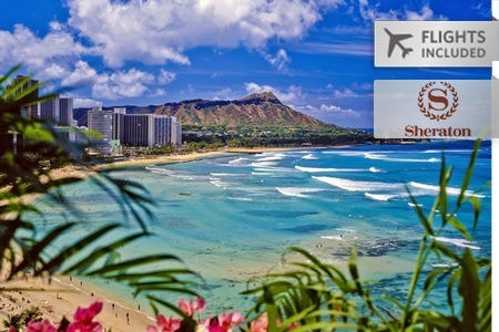 Honolulu Hawaii Seven-Day Tour with Return Flights