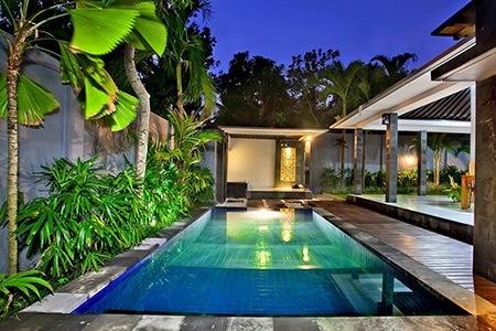 Seminyak Bali Private Pool Villa