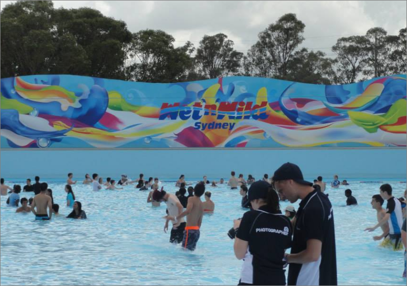 Wet and wild Sydney park swimming pools