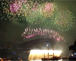 Sydney New Years Eve Fireworks 2014