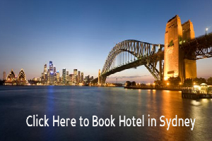 Book Cheap Sydney Hotels