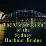construction of Sydney Harbour Bridge