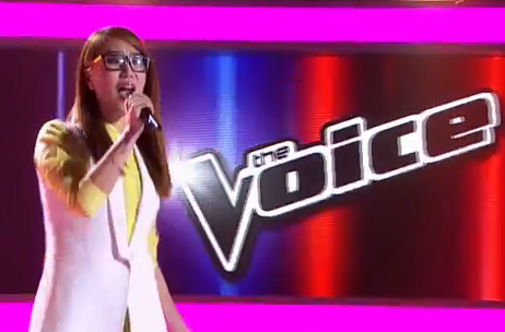 Elly Oh The Voice Australia 2014