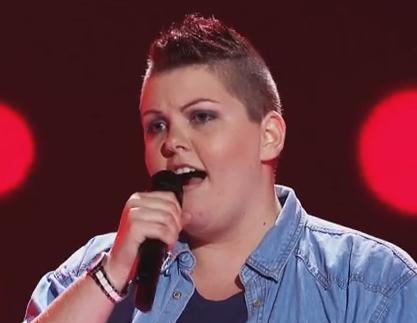 Jess Berney The Voice Australia 2014