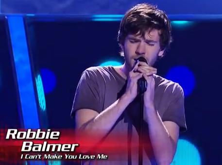 Robbie Balmer The Voice Australia 2014