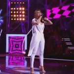 Elly Oh sings Let It Go The Voice Australia 2014 Showdowns