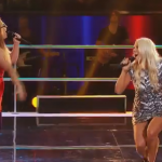 Hayley Jensen Battles Kat Jade The Voice Australia 2014