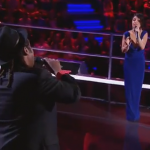 Lionel Cole Battles Sabrina Batshon The Voice Australia 2014